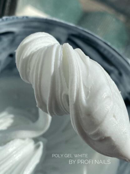 poligel poly white